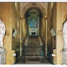 Italy Postcard Rome La Scala The Holy Stairs