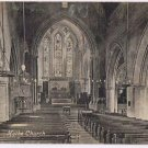 England Postcard Hythe Church Valentine