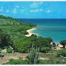 Antigua Caribbean Islands West Indies Postcard Pigeon Point