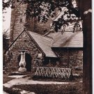 England Postcard Conway Churchyard We Are Seven Wordsworth