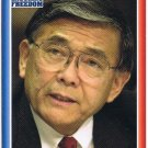 Enduring Freedom Picture Card #44 9-11 Norman Mineta Transportation Topps 2001