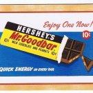 1995 Dart Hershey Chocolate Picture Card #90 Mr Goodbar