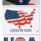Enduring Freedom Picture Card #1 Title Plus USA & United We Stand Topps 2001
