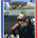 Enduring Freedom Picture Card #83 9-11 EA-6B Prowler Ready To Go Topps 2001