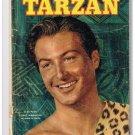 Dell Comic Book Tarzan 52 Edgar Rice Borroughs Lex Barker GD