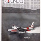 Roundel Royal Canadian Air Force November 1963 Search & Rescue Konigsberg Argot