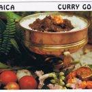 Jamaica Caribbean Islands West Indies Postcard Curry Goat Recipe