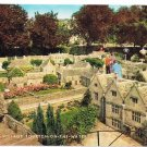 England Postcard Bourton On The Water Model Village