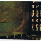 England Postcard Coventry Cathedral Carved Prayer Panel