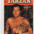 Dell Comic Book Tarzan 22 Edgar Rice Borroughs Lex Barker GD