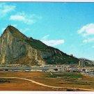Gibralter Postcard Gibralter Rock El Penon