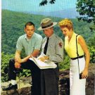 Vintage Travel Brochure 1950s Virginia Shenandoah Valley National Park Skyline