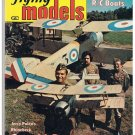 Flying Models Magazine Designs & Data Dec 1975 Sopwith Pup R/C Boats
