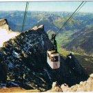 Austria Postcard Tirol Cablecar Zugspitzbahn