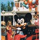 Lake Buena Vista Florida Postcard Mickey Mouse The Chief Firemouse