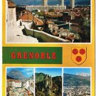 Grenoble France Postcard Olympic Village Multi View