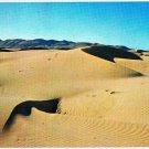 California Postcard Desert Sand Dunes