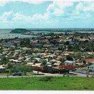 Antigua West Indies Caribbean Postcard St John's Michael's Mount