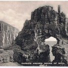 United Kingdom Postcard Carsaig Arches Sound of Mull Valentine Bromotype