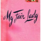 My Fair Lady 1956 Song Book Score Loewe - Lerner 256 Pages