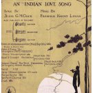 Pale Moon Sheet Music An Indian Love Song Glick Logan