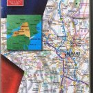 New York State Road Map 2000 MapArt