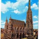 Austria Postcard Vienna St Stephen's Cathedral