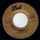Lawrence Welk Yellow Bird 45 rpm Calcutta Dot Gold Label NM