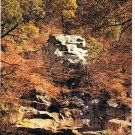 Iowa Postcard Boone Table Rock At Ledges State Park