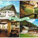 Jagdhof Germany Postcard Fuschlsee Hotel Restaurant