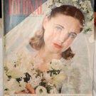 LADIES HOME JOURNAL Magazine June 1941 Great Ads June Bride Wedding