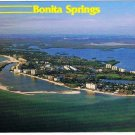 Bonita Springs Florida Postcard Aerial View of Beautiful Bonita Springs