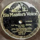 "Joseph Smith Orchestra For You A Rose Yokohama Girl 78 rpm 12"" LP Mondaine Waltz"