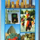 Ottawa Hull Ontario Quebec Road Map 1997 Cover Citiscape & Attractions