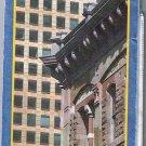 Vancouver Victoria Road Map 1995 AAA CAA Cover Building Facade