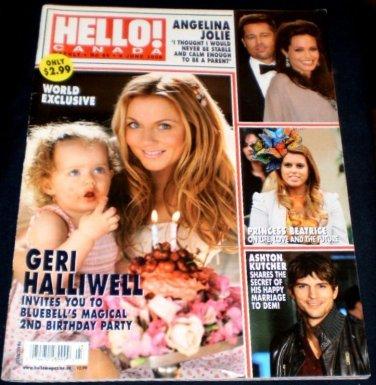 Hello Canada Geri Halliwell Beatrice Aston Kutcher