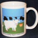 Cows Ice Cream Prince Edward Island Funny Mug