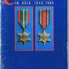 Canadians In Asia 1945-1985 Hong Kong Burma Ceylon (1985) English & French