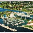 Toronto Ontario Postcard Ontario Place Aerial View