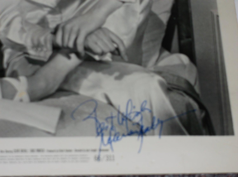 Warren Beatty signed vintage 1966 movie still