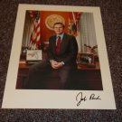 Jeb Bush signed 8x10 photo probably an autopen