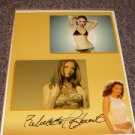 Rebecca Gayheart signed 8x10 collage photo