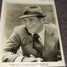 Burt Lancaster (1913-1994) signed 8x10 photo w/COA