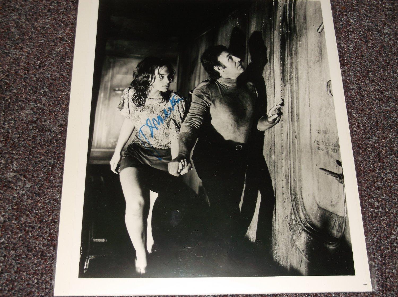Pamela Sue Martin signed 8x10 Poseidon photo