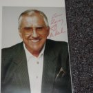 Ed McMahon (1923-2009) signed inscribed 4x6 photo