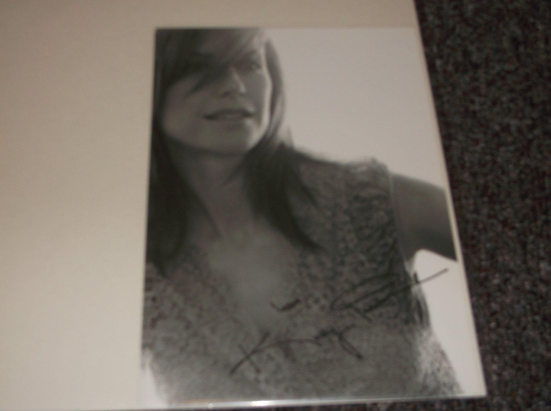 Kelly Preston signed reprint 5x7 photo