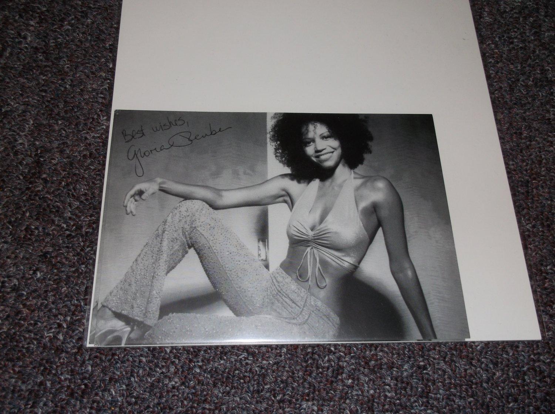 Gloria Reuben signed reprint 7x5 photo