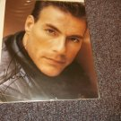 Jean Claude Van Damme signed reprint 8x10 photo