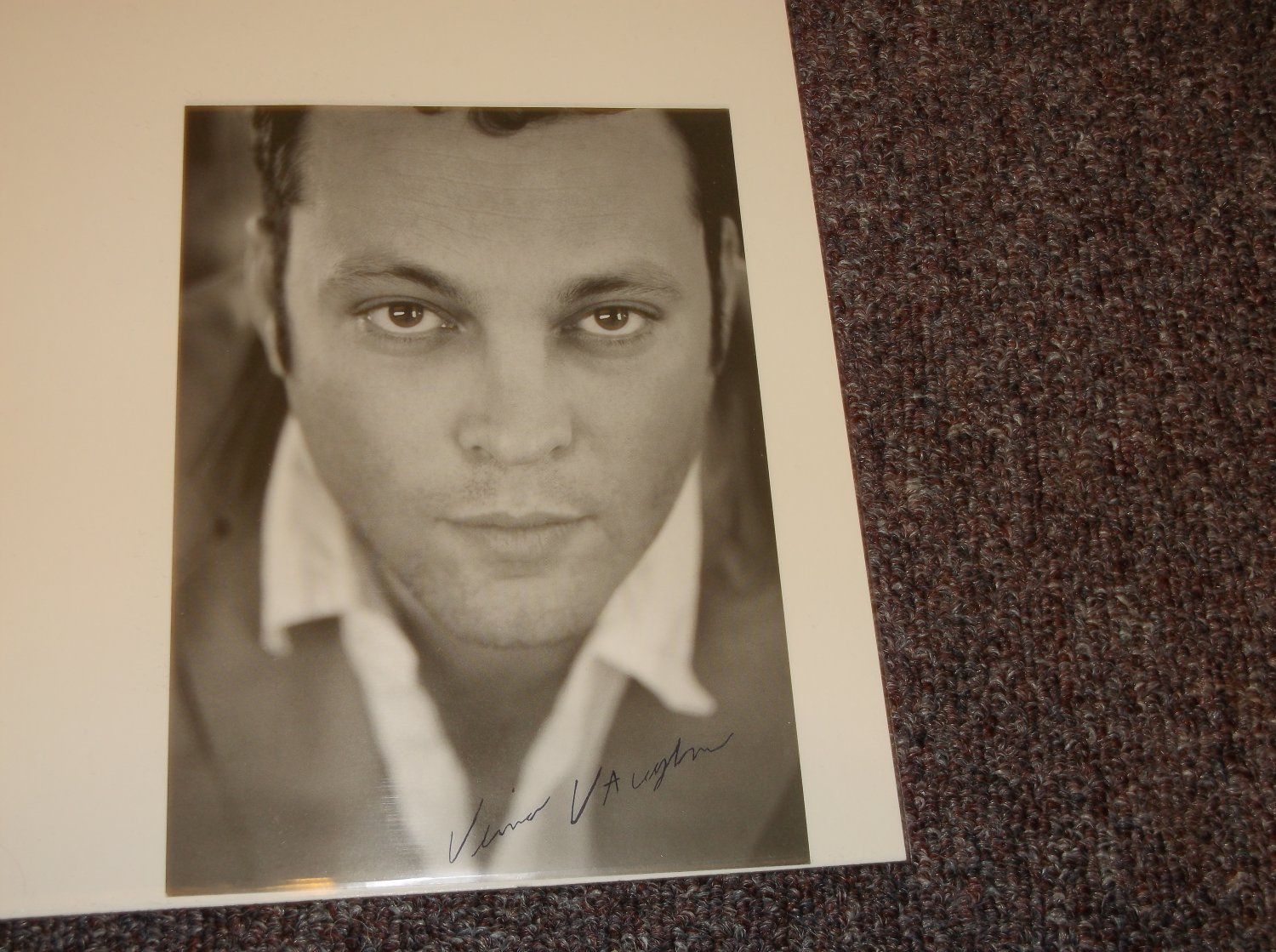 Vince Vaughn signed reprint 5x7 photo