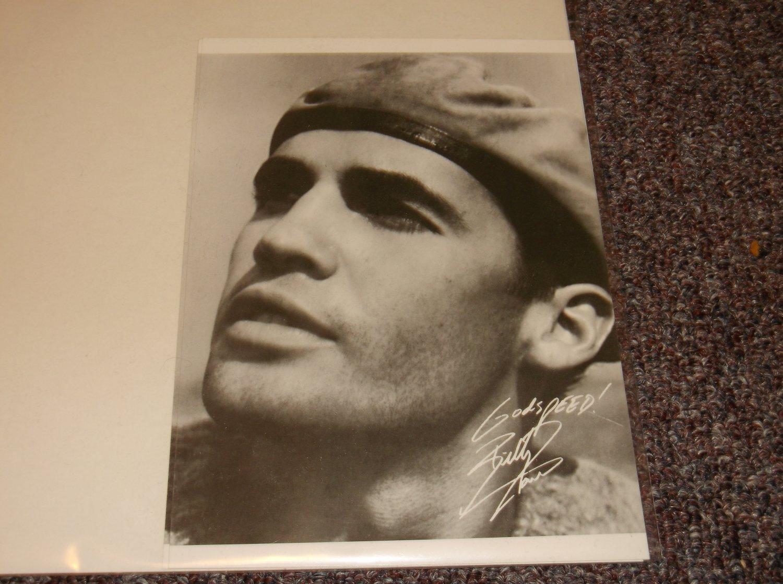 Billy Zane signed reprint 5x7 photo
